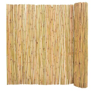 Review Florentine Bamboo Garden Fence