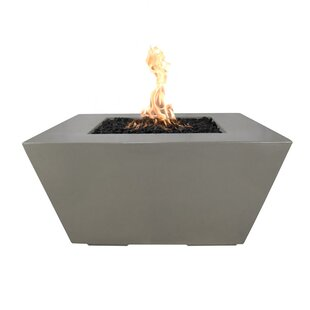 The Outdoor Plus Redan Concrete Fire Pit ..
