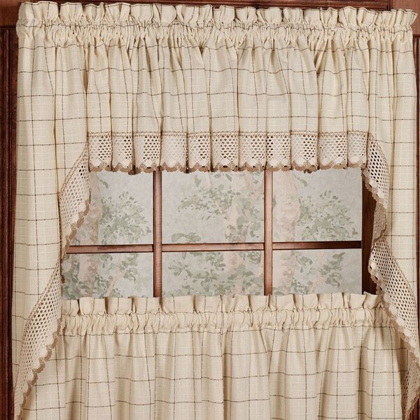Small Kitchen Window Curtains Wayfair