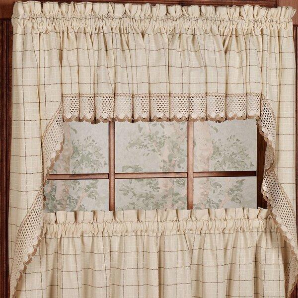 Curtains For Kitchen Windows | Wayfair
