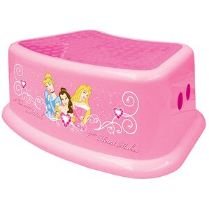 Disney Princess Step Stool by Ginsey