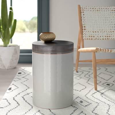 Admirable Wildwood Coral Bay Garden Stool Wayfair Beatyapartments Chair Design Images Beatyapartmentscom