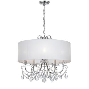 Find the perfect Roesler 5-Light Chandelier By Willa Arlo Interiors