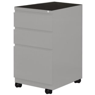 Mayline Group 3-Drawer Mobile Vertical Fi..