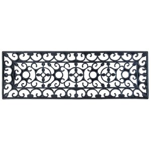 Stair Scroll Door Mat