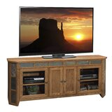 Oak Creek Solid Wood TV Stand for TVs up to 78 by Legends Furniture