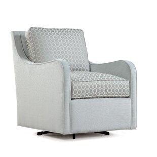 Koko Swivel Armchair by Braxton Culler