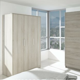 Plainview 2 Sliding Door Armoire by Rebrilliant