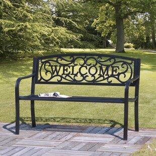Iron Bench By Urban Designs