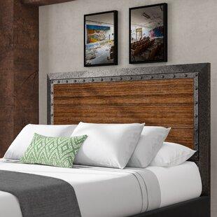 Compare prices Medomak Panel Headboard by Trent Austin Design