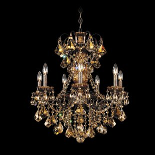 Schonbek New Orleans 7-Light Chandelier