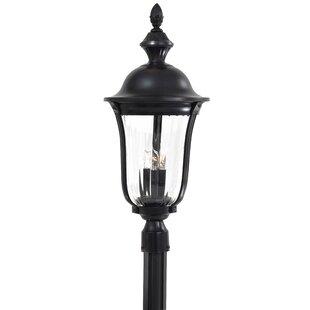 Outdoor 3-Light Lantern Head by Minka Lavery