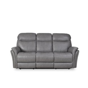 Chisman Reclining Sofa by Darby Home Co