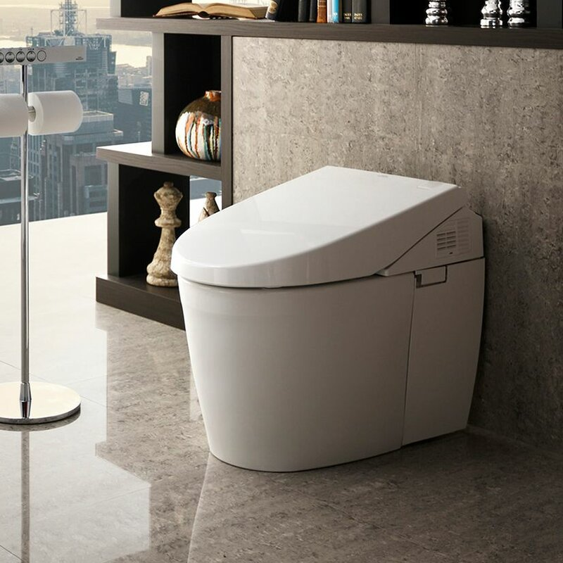 Toto Neorest 550H Elongated Toilet/Bidet | Wayfair