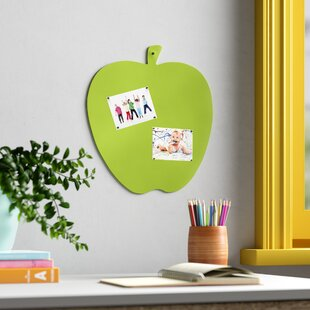 Apple Wall Mounted Magnetic Board By Zipcode Design