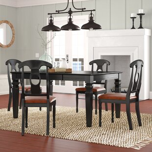 Pennington Traditional 5 Piece Dining Set