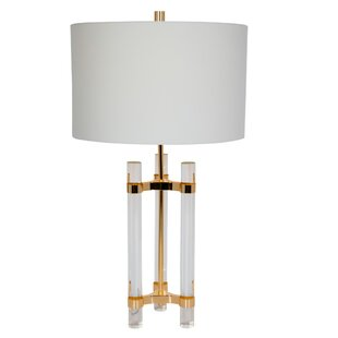 Garver 30 Table Lamp By Everly Quinn