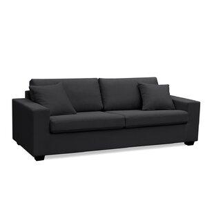 Herren 3 Seater Sofa By Mercury Row