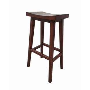 The Urban Port Saddle Bar Stool
