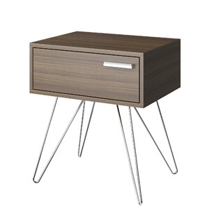 Bourn 1 Drawer Nightstand