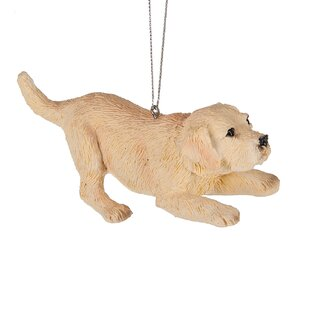 Labrador Christmas Ornament
