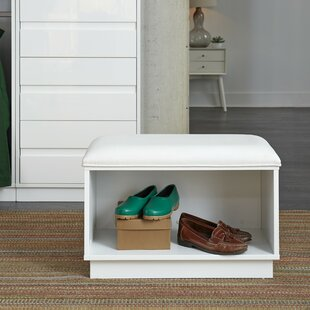 Emblyn Wood Storage Bench