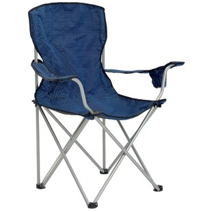 Deluxe Folding Camping Chair by QuikShade