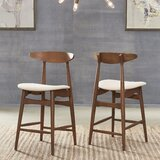 Kole 24.21 Counter Stool (Set of 2) by Langley Street™