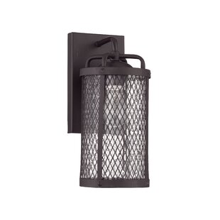 Compare Gibrilla Outdoor Wall Lantern By 17 Stories
