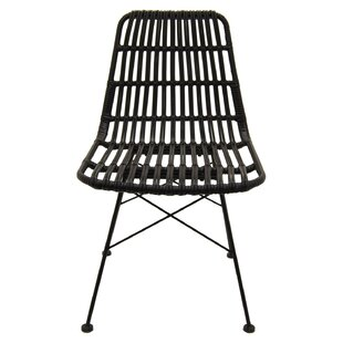 Trott Metal and Plastic Side Chair