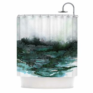 Ebi Emporium the Long Road 7 Single Shower Curtain