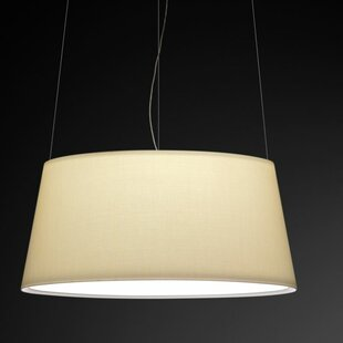 Warm 4-Light Cone Pendant by Vibia