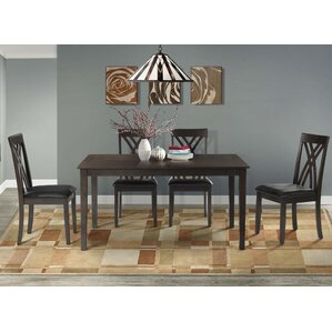 Makena 5 Piece Dining Set by Darby Home Co