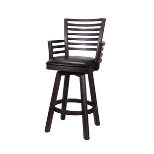 Dempsey 24 Swivel Bar Stool (Set of 2)