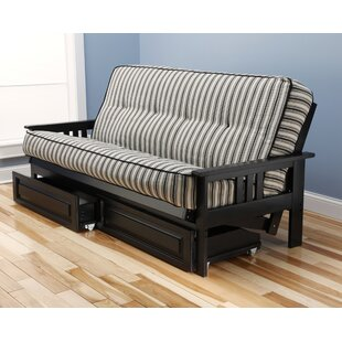 Etta Futon And Mattress by Darby Home Co Best #1