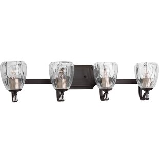 Best Price Valeria 4-Light Vanity Light By Alcott Hill