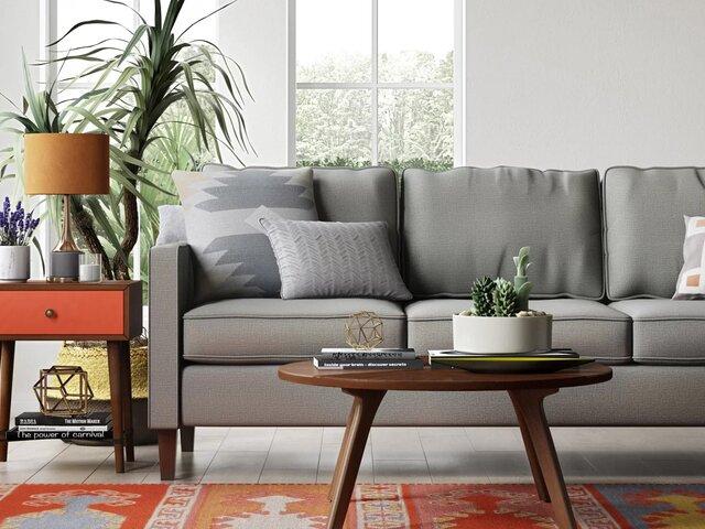 Amazing Modern Contemporary Sofas And Couches Allmodern Machost Co Dining Chair Design Ideas Machostcouk