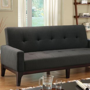 Callisto Fabric Sleeper Sofa Hokku Designs