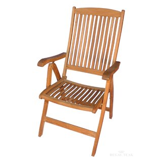 Salisbury Teak Patio Dining Chair