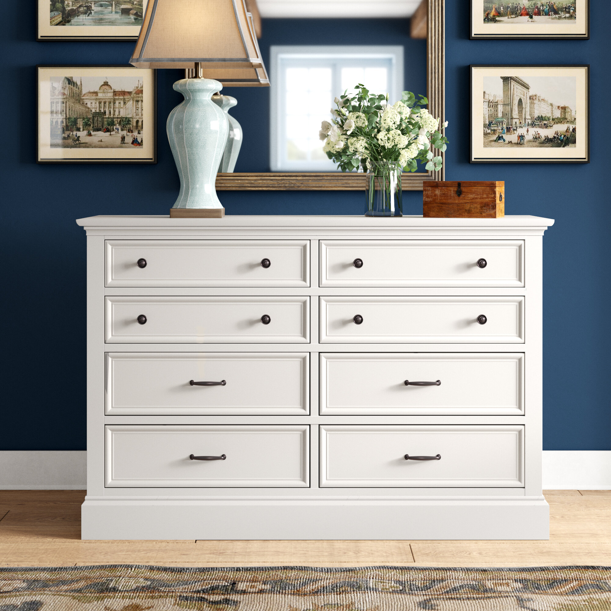8 Mahogany Dressers Chests You Ll Love In 2021 Wayfair