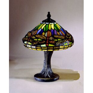 Price comparison Prater Dragonfly 11 Table Lamp By Astoria Grand