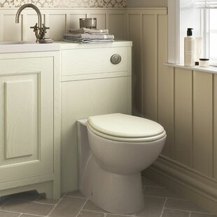 Sewell 50cm Toilet Unit With Cistern By Belfry Bathroom