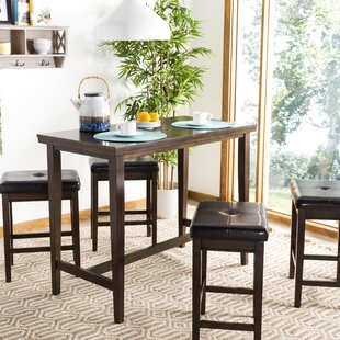 Vandermark 5 Piece Pub Table Set by Red Barrel Studio Great price