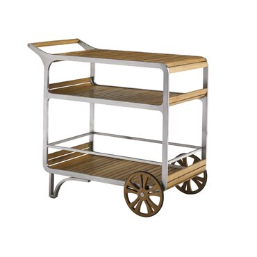 Furniture perigold for Mobili bar cart