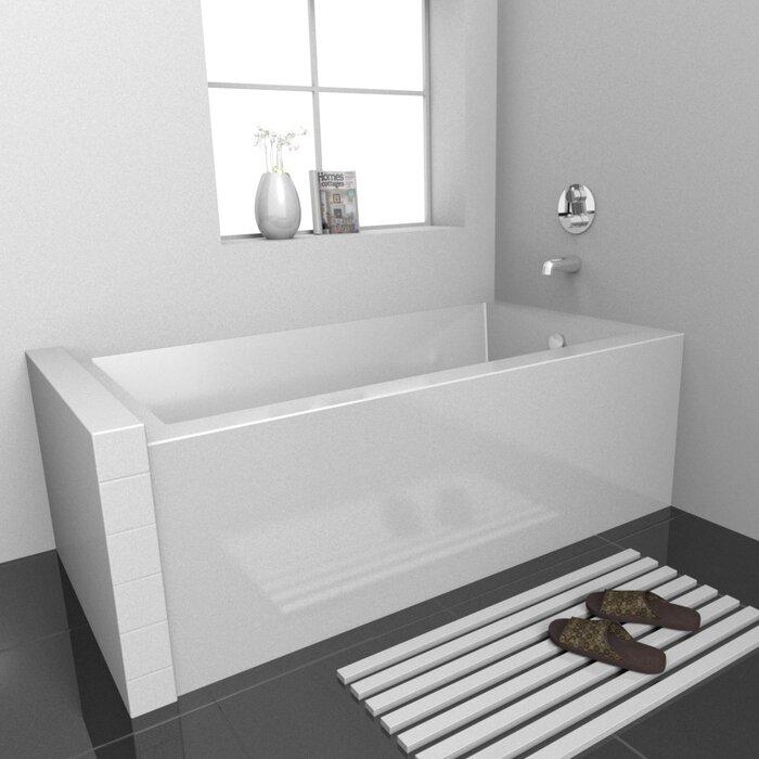 60 X 32 Alcove Bathtub | Tyres2c
