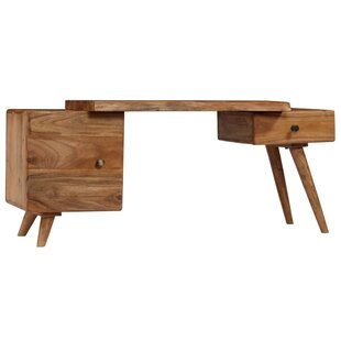Lelia Coffee Table With Storage By Bloomsbury Market