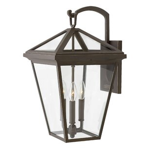 Alford Place 3 Light Outdoor Wall Lantern..