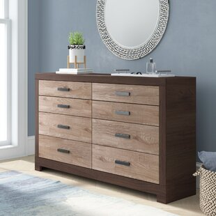 Brockett 6 Drawer Double Dresser