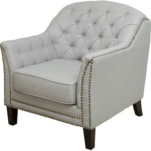 Plumwood Armchair by Alcott Hill