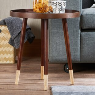 Inexpensive Boerner End Table ByWrought Studio